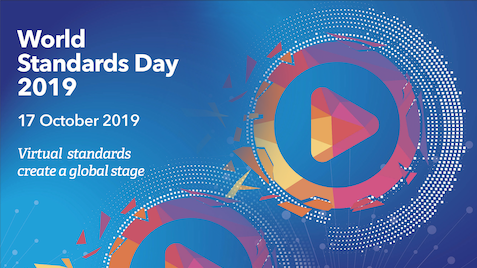 World Standards Day 2019 - Live Webcast
